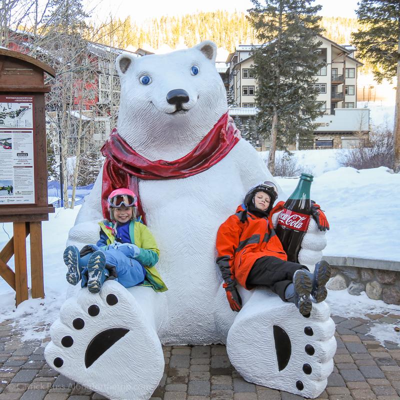 Winter Park - the best ski resort for families.