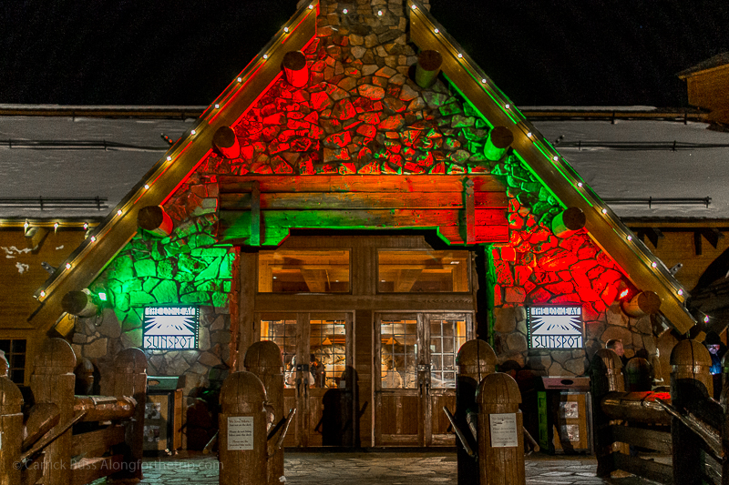 The Lodge at Sunspot - Winter Park restaurants Colorado