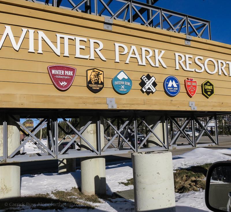 Winter Park Resort in Colorado