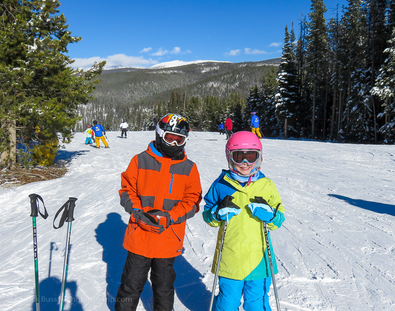 skiing Winter Park Colorado