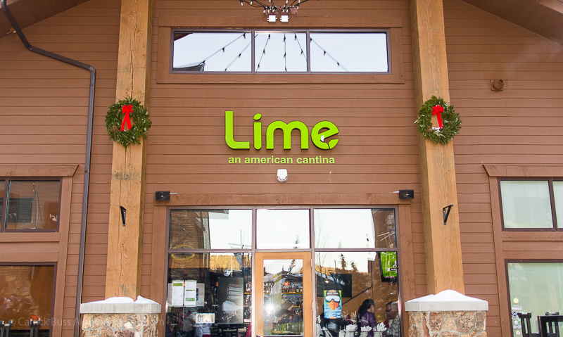 Lime Cantina - Winter Park Colorado restaurants