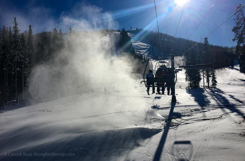 Winter Park ski runs
