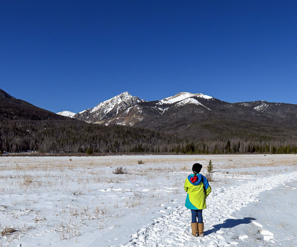 Exploring Rocky Mountain National Park with kids