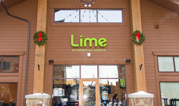 Winter Park Resort Lime Cantina