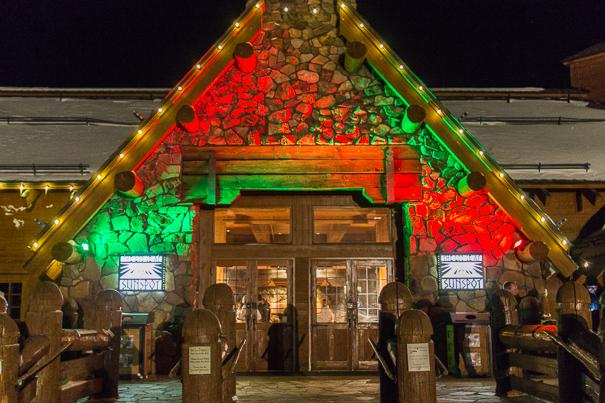 Sunspot Lodge at Winter Park Resort