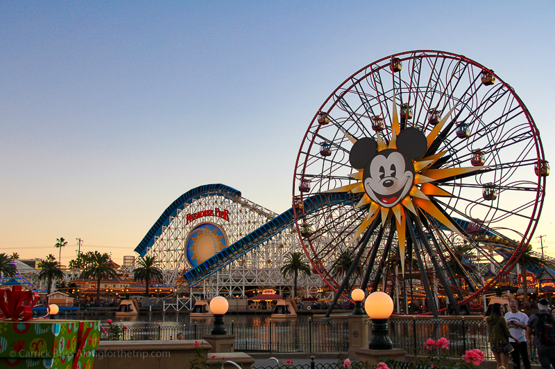 Disneyland - things to do near San Diego