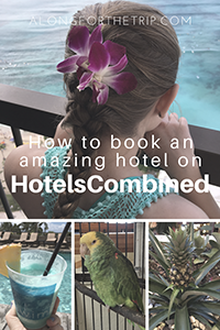 Booking a family hotel with HotelsCombined