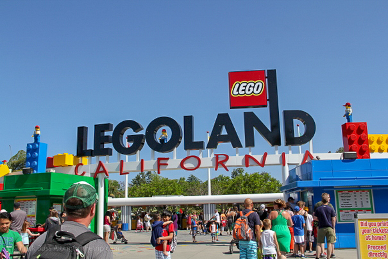 LEGOLAND CA - things to do near San Diego