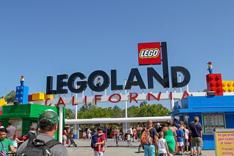 LEGOLAND CA - things to do near San Diego