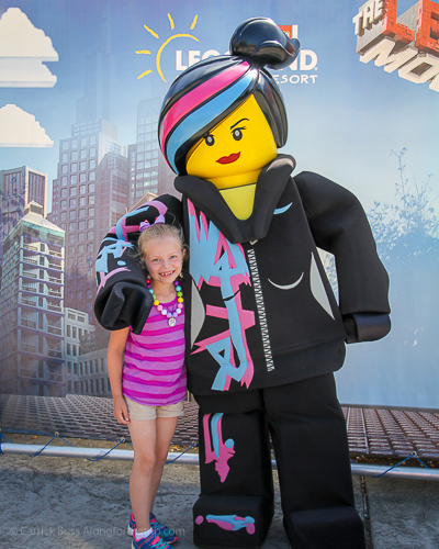Meet new friends at LEGOLAND CA - things to do for fun in San Diego