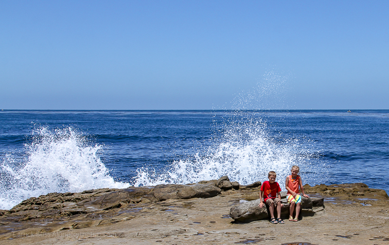 La Jolla Cove - must do things in San Diego