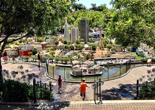 San Diego with kids - Legoland California