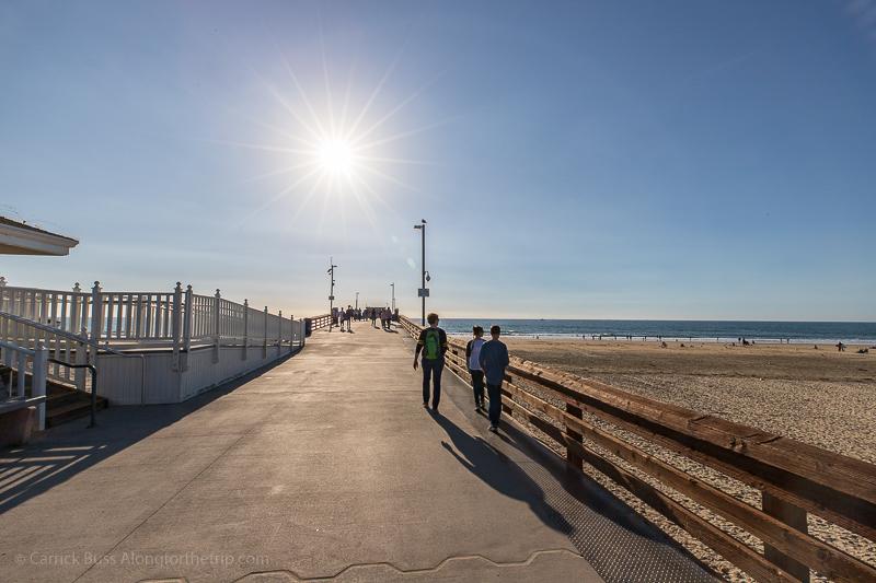California travel with kids - Newport Beach