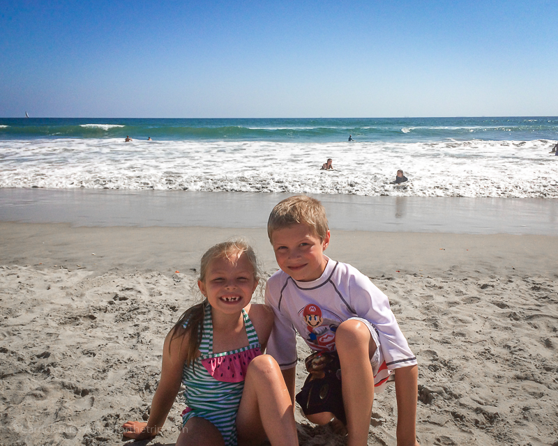 San Diego beaches for kids