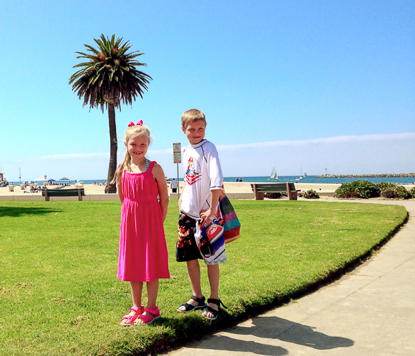 San Diego beaches - best things to do in San Diego with kids