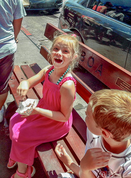 Cool things to do in San Diego with kids - Balboa Bars