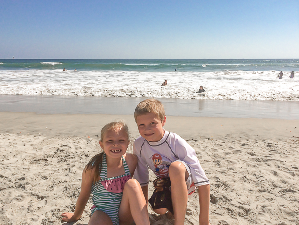 Hit the beaches and other things to do in San Diego with kids