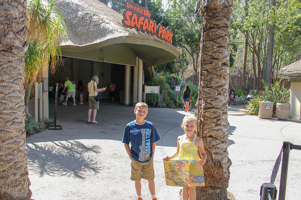 San Diego Zoo Safari Park - fun things to do in San Diego