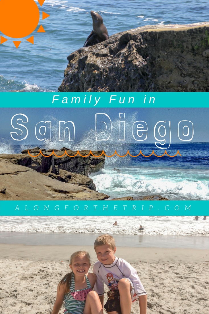 Visiting San Diego with kids couldn't be easier or more fun. We found San Diego to be one of the very best cities for families, and even though we couldn't do it all, here's 18 awesome things we loved to do in #SanDiego with kids. #familytravel #California #familyvacation