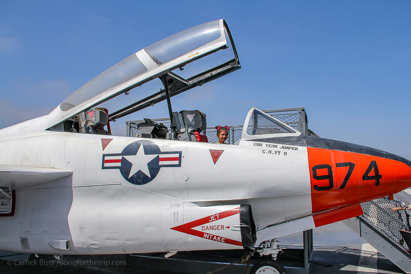 Best things to do in San Diego California - visit the USS Midway Museum