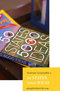 Book Review 50 States 5000 Ideas