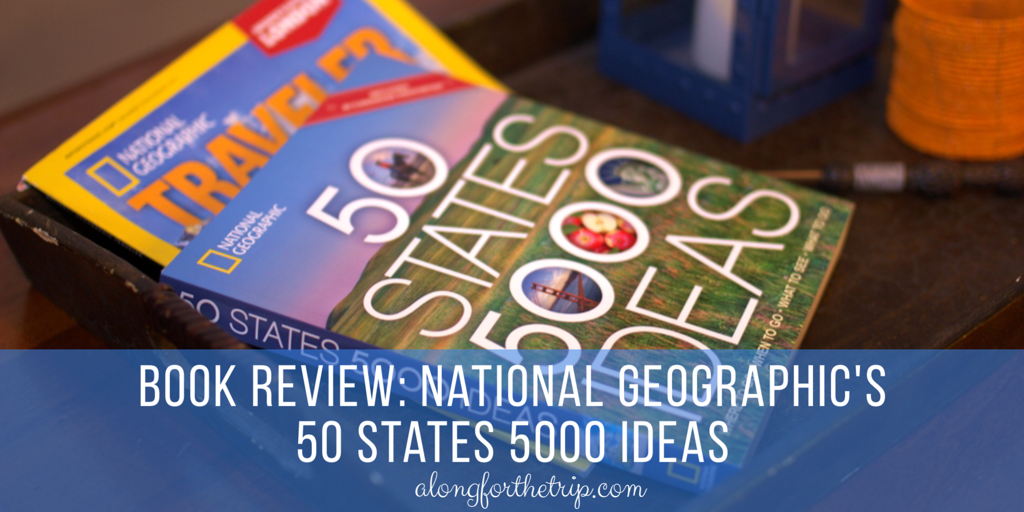 Book Review: 50 States 5000 Ideas