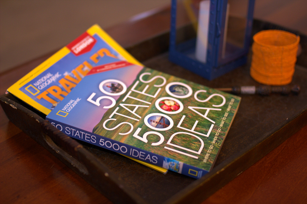 50 States 5000 Ideas National Geographic