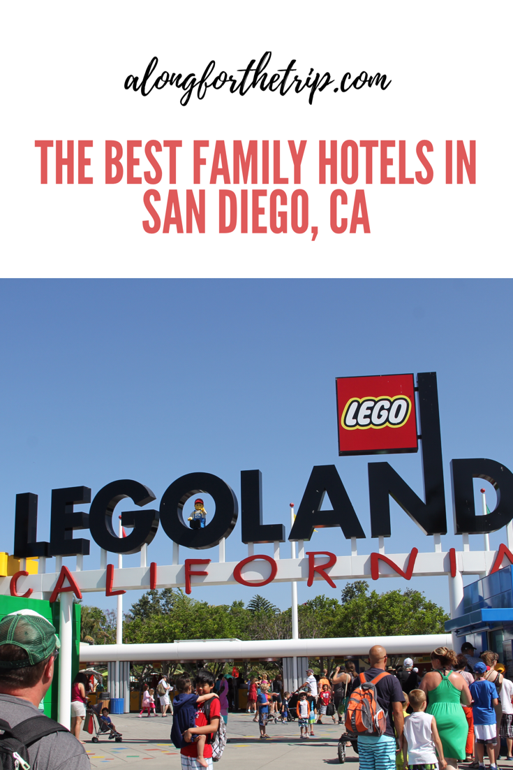 Looking for the best family hotels in San Diego? We can help! We loved our family vacation to San Diego and we know that the perfect hotel can make a big difference in your trip. Use our guide to find the perfect hotel or resort for your next family vacation to #SanDiego! | #familytravel #California #resorts