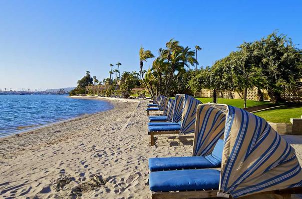 Bahia Hotel San Diego Beach - San Diego family resorts