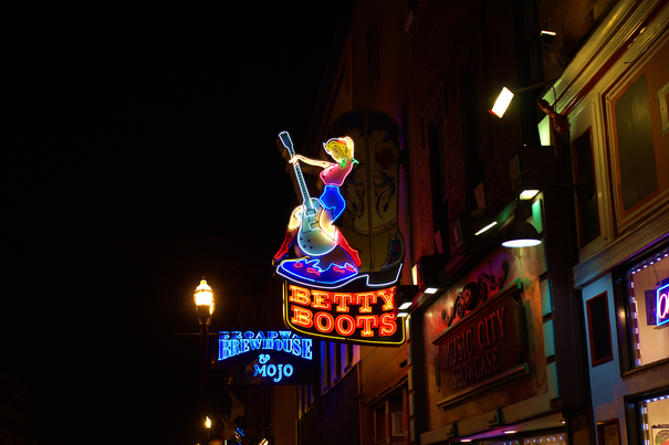 Betty Boots Nashville, TN
