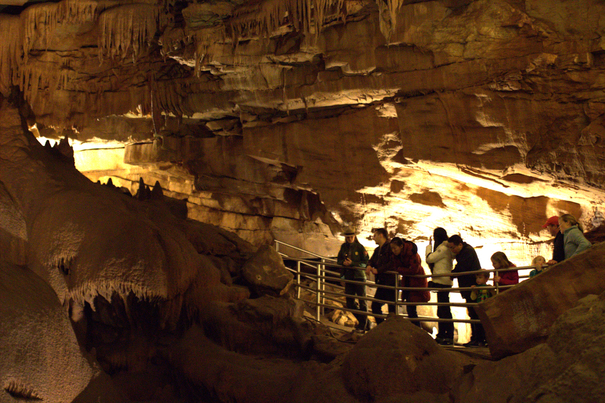 Mammoth Cave National Park KY