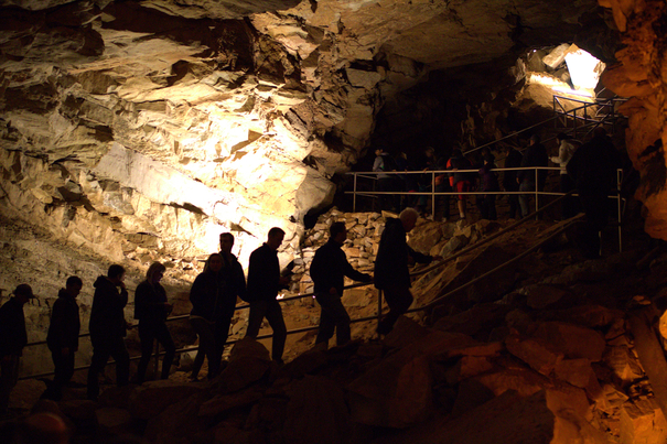 best Mammoth Cave tours - Domes and Dripstones Tour