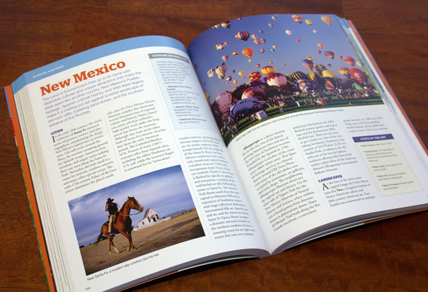 National Geographic 50 States 5000 Ideas