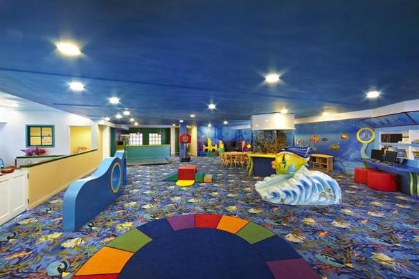 Best family hotel San Diego - Omni La Costa Resort