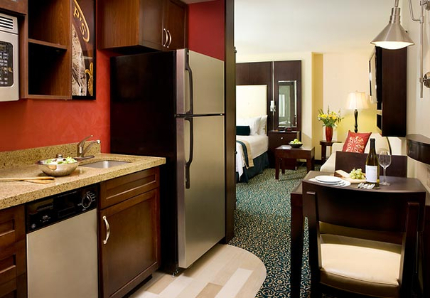 San Diego family hotel - Residence Inn Gaslamp Quarter San Diego downtown