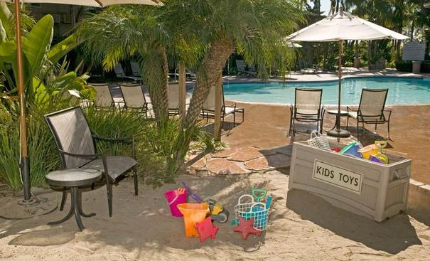 Resorts near Sea World San Diego - The Dana on Mission Bay