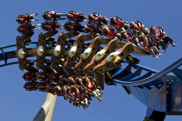 Wild Eagle Roller Coaster. PC:sbphotos.com