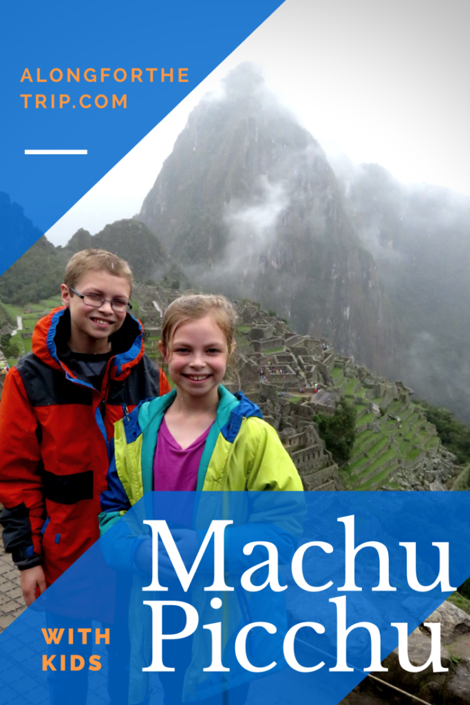 What could be better than exploring the Incan citadel of Machu Picchu with Kids? Maybe alpaca hugs, but I digress. It's fabulous! Here's how to get there!