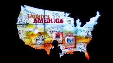 Woody Guthrie Museum Tulsa OK