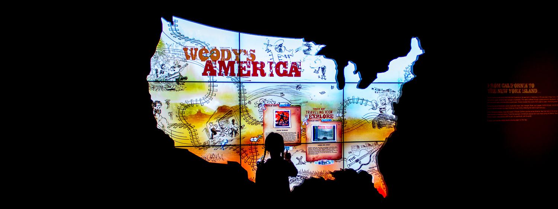 #ExploreHome: Woody Guthrie Center – Tulsa, OK