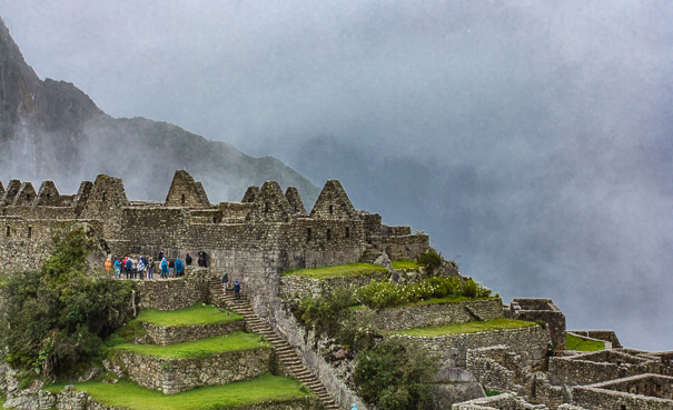 Machu Picchu with kids