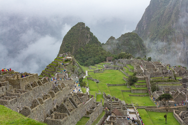 Visiting Machu Picchu with kids