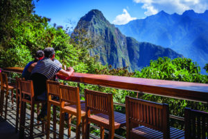 Machu Pichhu Sanctuary Lodge