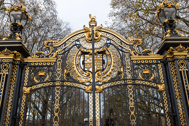 London sightseeing for kids - Buckingham Palace