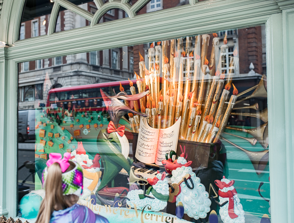 Fortnum and Mason - Things to do in London with kids