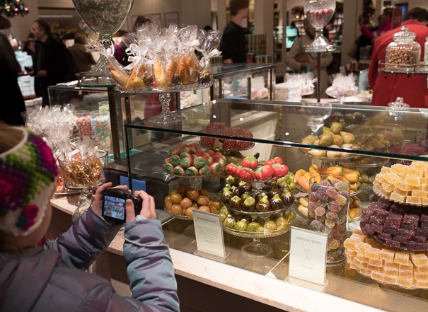 Places to go with kids in London - Fortnum and Mason