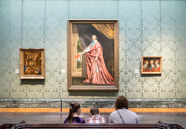 What to do in London with kids - National Galley