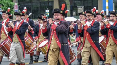 Philadelphia Pipe and Drum Corps