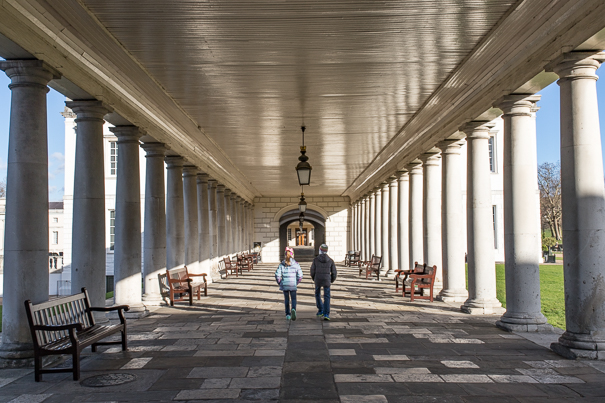 Where to go in London with kids? - Queens House Greenwich
