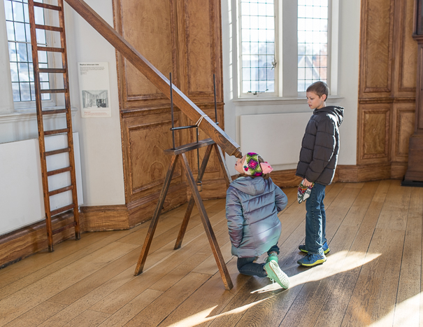 Royal Observatory Greenwich - places to visit with kids in London